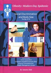 Buy Obesity: Modern-Day Epidemic - Social Discrimination and Body Size from Daintree Books
