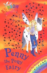 Buy Rainbow Magic PK: Penny the Pony Fairy from BooksDirect