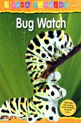 Buy I Love Reading - Bug Watch - Level 2 from Daintree Books