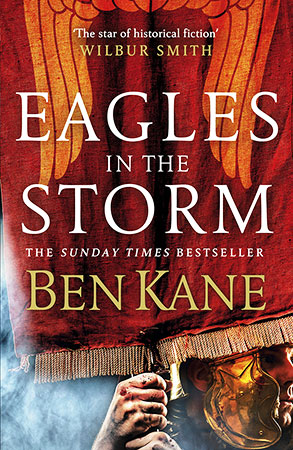 Buy Eagles in the Storm from BooksDirect