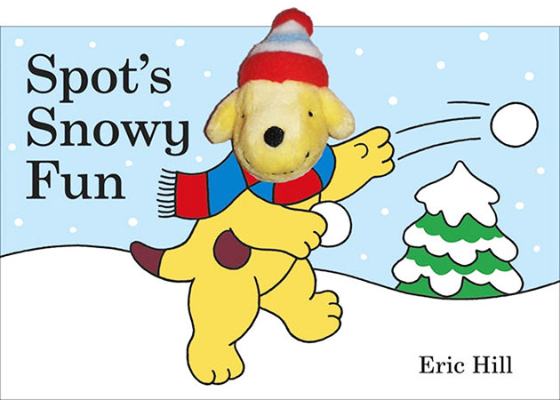 Buy Spot's Snowy Fun: Finger Puppet Book from BooksDirect