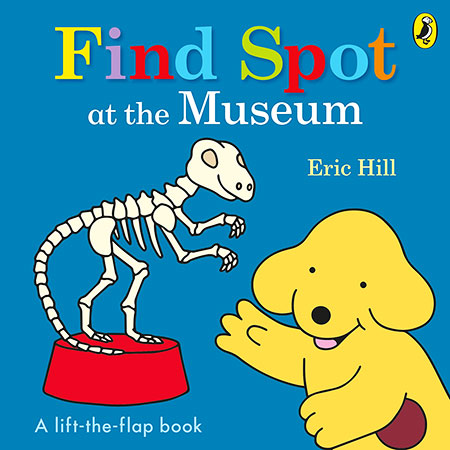 Buy Find Spot! At The Museum from BooksDirect