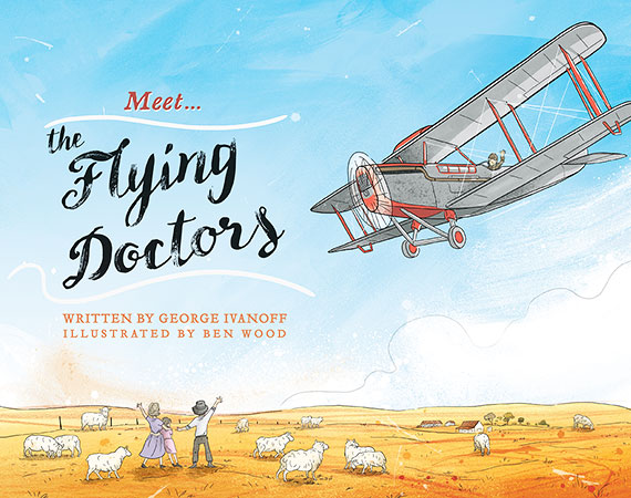 Buy Meet  the Flying Doctors from BooksDirect