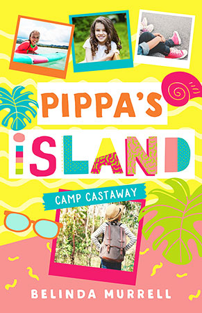 Buy Pippa's Island: Camp Castaway from BooksDirect