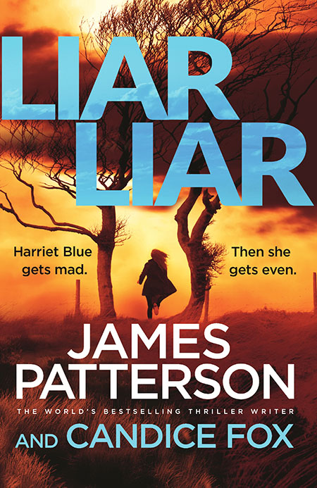 Buy Liar Liar: (Harriet Blue 3) from BooksDirect