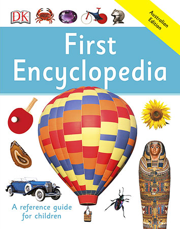 Buy First Encyclopedia: First Reference from BooksDirect