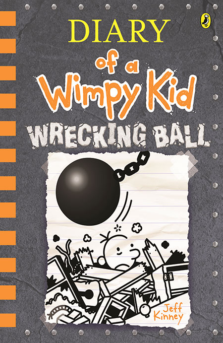 Buy Diary of a Wimpy Kid: #14 Wrecking Ball from BooksDirect