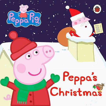 Buy Peppa Pig: Peppa's Christmas from BooksDirect