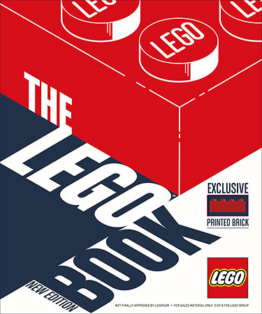 Buy LEGO Book: 60th Anniversary New Edition The from BooksDirect