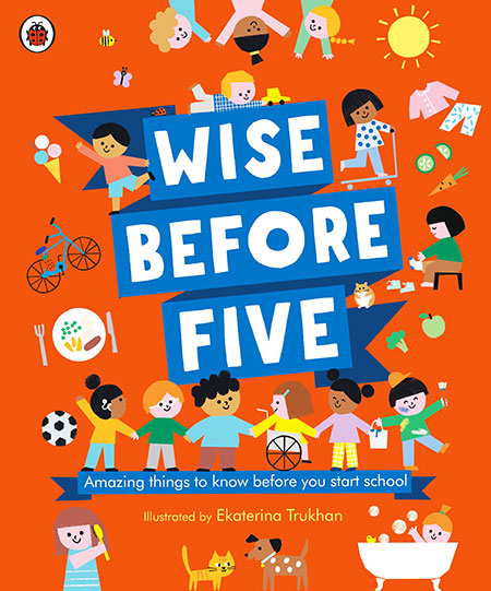 Buy Wise Before Five from BooksDirect