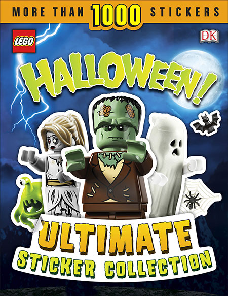 Buy LEGO Halloween! Ultimate Sticker Collection from BooksDirect