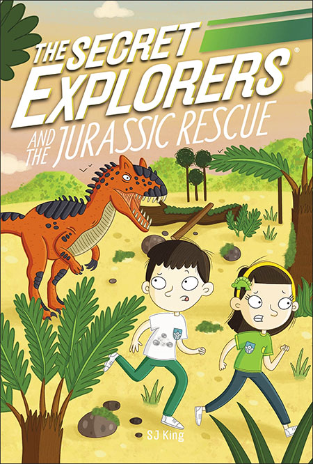 Buy The Secret Explorers: The Jurassic Rescue from BooksDirect
