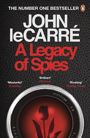 Buy Legacy Of Spies, A from BooksDirect