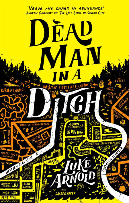 Buy Dead Man in a Ditch from BooksDirect