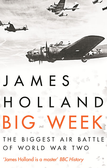 Buy Big Week: The Biggest Air Battle of World War Two from BooksDirect
