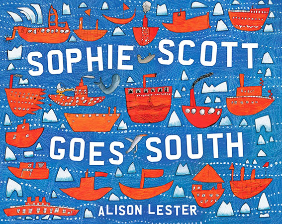 Buy Sophie Scott Goes South from BooksDirect