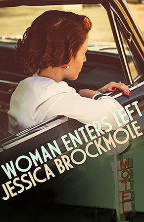 Buy Woman Enters Left from BooksDirect