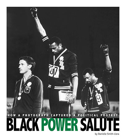 Buy Captured History: Black Power Salute from Daintree Books
