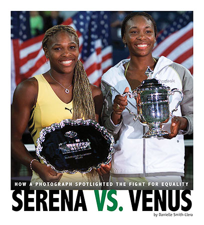 Buy Captured Sports History: Serena Vs. Venus from raintreeaust