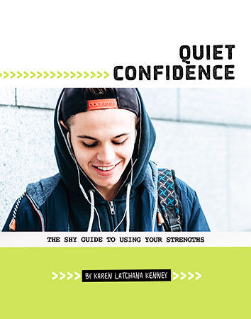 Buy Shy Guides: Quiet Confidence: The Shy Guide to Using Your Strengths from raintreeaust