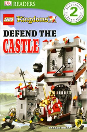 Buy Lego Kingdoms: Defend the Castle from BooksDirect