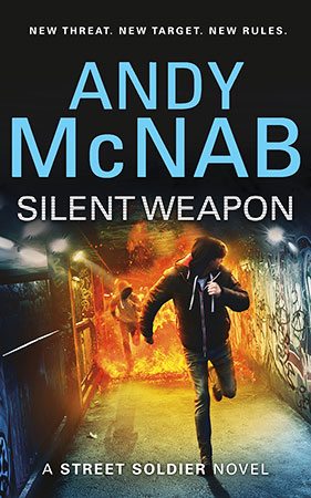 Buy Street Soldier: Silent Weapon from BooksDirect