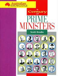 Buy Australian Knowledge: Century Of Prime Ministers from BooksDirect