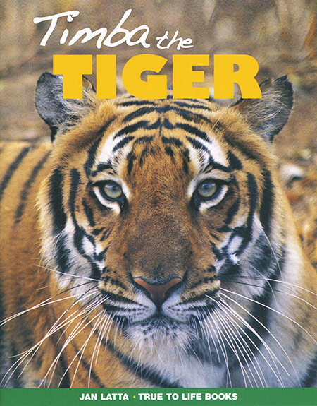 Buy Timba the Tiger from BooksDirect