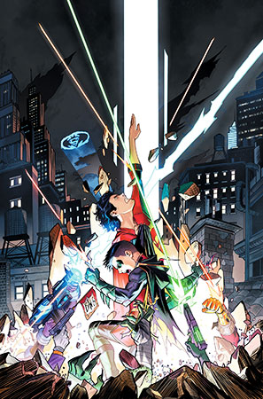 Buy Adventures Of The Super Sons Vol. 1 Action Detective from BooksDirect