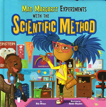 Buy Science Lab: Mad Margaret Experiments with the Scientific Method from raintreeaust