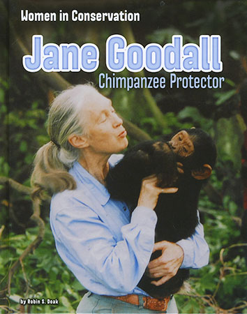 Buy Women in Conservation: Jane Goodall from Daintree Books