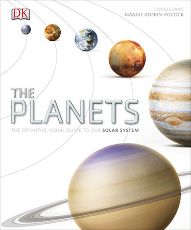 Buy Planets: The Definitive Visual Guide The from BooksDirect