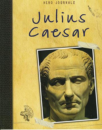 Buy Hero Journals: Julius Caesar from Daintree Books