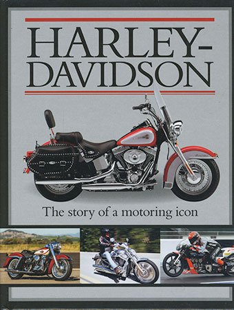 Buy Classic Cars and Bikes Collection: Harley Davidson from BooksDirect