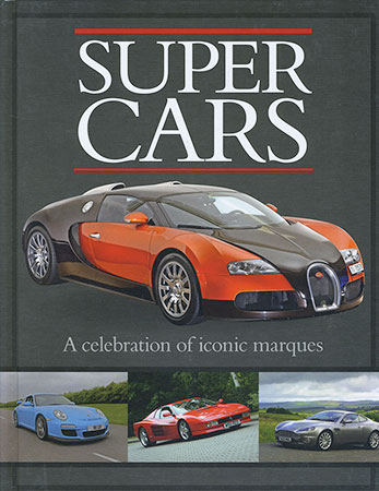 Buy Classic Cars & Bikes Collection: Super Cars from raintreeaust