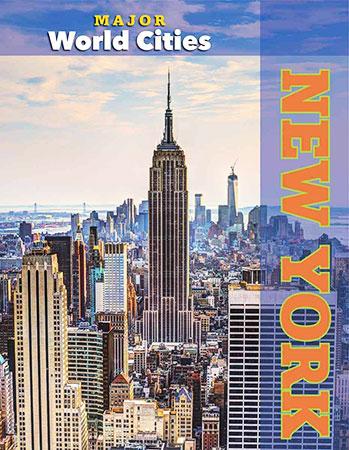Buy Major World Cities: New York from Daintree Books