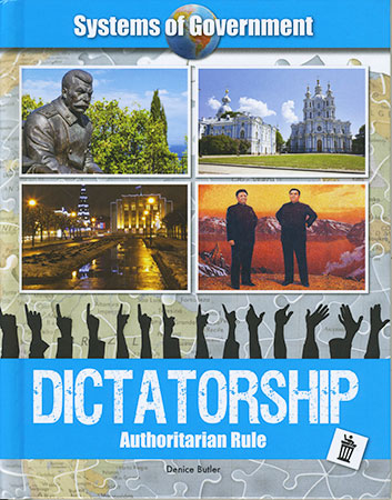Buy Systems of Government: Dictatorship from BooksDirect