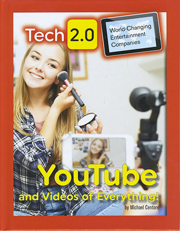 Buy Tech 2.0 World-Changing Social Media Companies: YouTube from Daintree Books
