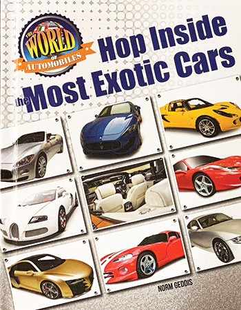 Buy The World of Automobiles: Hop Inside the Most Exotic Cars from raintreeaust