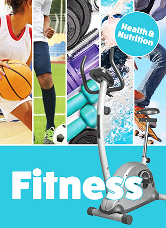 Buy Health & Nutrition: Fitness from Daintree Books