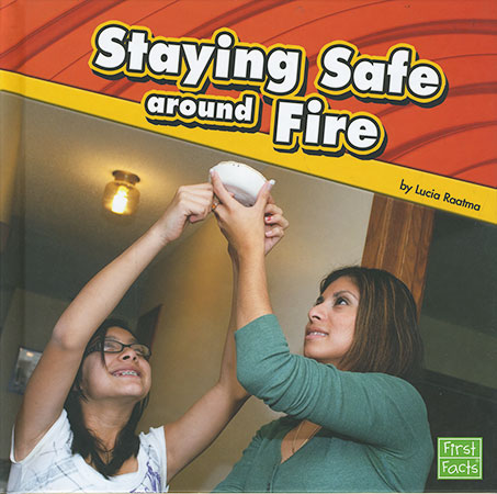 Buy Staying Safe: Around Fire from Daintree Books