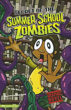 Buy School of Zombies: Summer School Zombies from Daintree Books