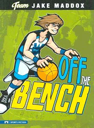 Buy Jake Maddox: Off the Bench from raintreeaust