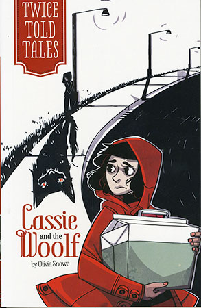 Buy Twice Told Tales: Cassie and the Woolf from raintreeaust