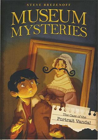 Buy Museum Mysteries: Case of the Portrait Vandal from raintreeaust