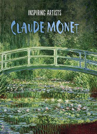 Buy Inspiring Artists: Claude Monet from BooksDirect