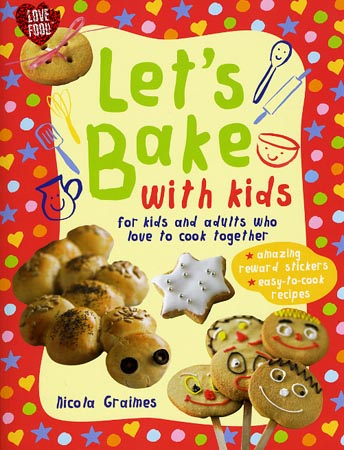 Buy Let's Bake With Kids from BooksDirect