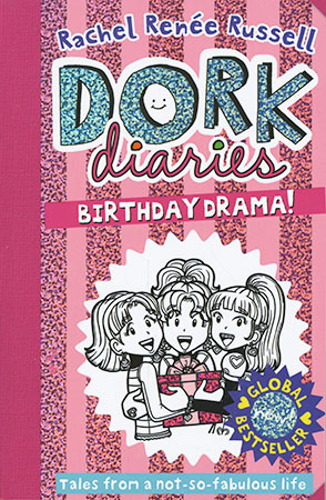 Buy Dork Diaries: #13 Birthday Drama from BooksDirect