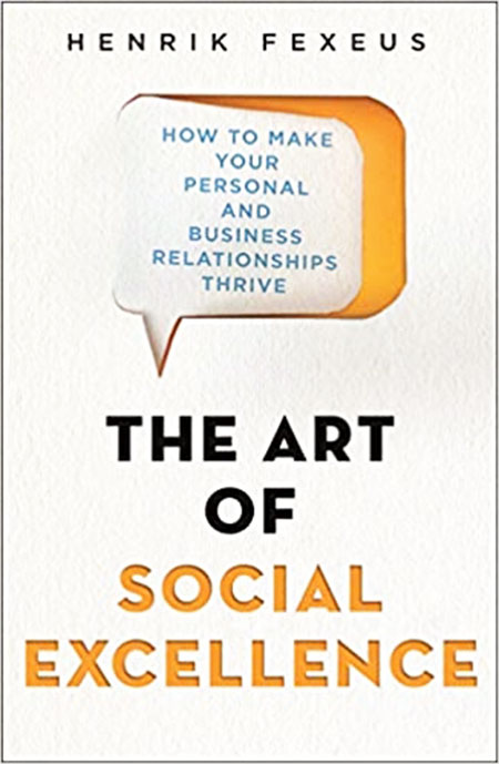 Buy The Art of Social Excellence from BooksDirect