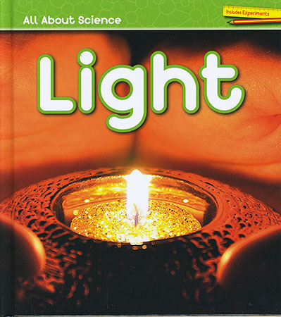 Buy All About Science: Light from Daintree Books